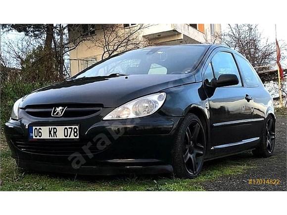 Sahibinden Peugeot 307 1.6 XS 2003 Model