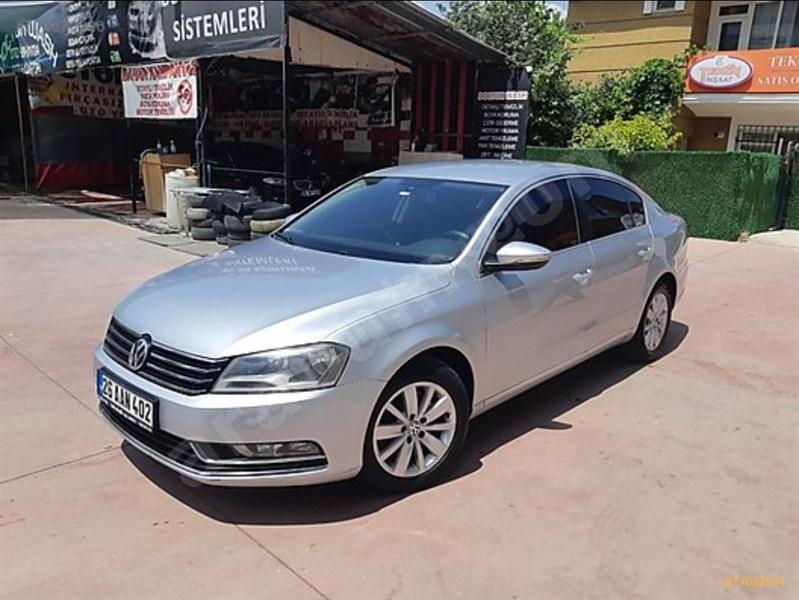 Sahibinden Volkswagen Passat 1.6 Tdi Bluemotion Comfortline 2012 Model Konya 174.000 Km Gri (gümüş)