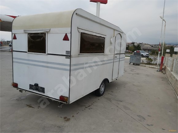 sahibinden satilik cekme karavan izmir