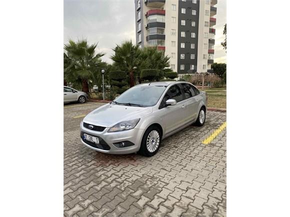Sahibinden HATASIZ Ford Focus 1.6 Titanium 2010 Model