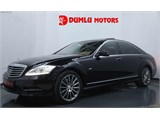 DUMLU MOTORS 2012 MERCEDES S350 CDI L 4MATİC VADE CEK SENET TAKS
