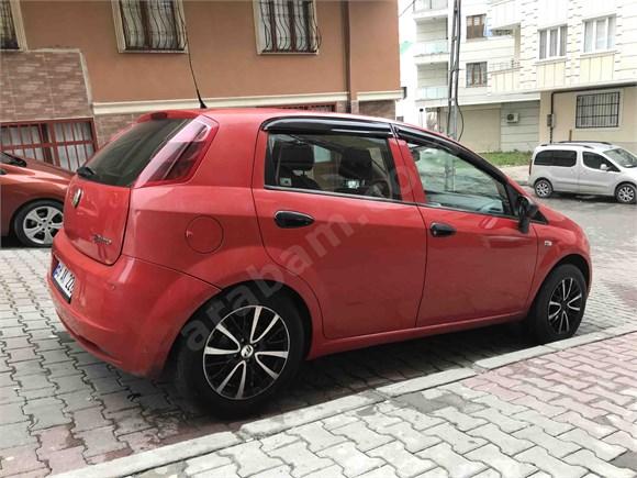 Sahibinden Fiat Punto Grande 1.3 Multijet Active 2007 Model