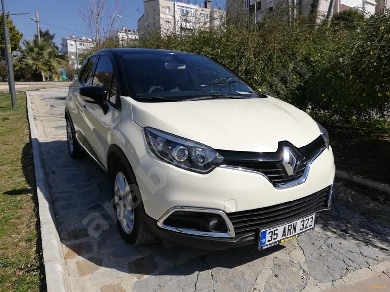 Sahibinden Renault Captur 1.5 Dci Icon 2016 Model İzmir 120.000 Km -