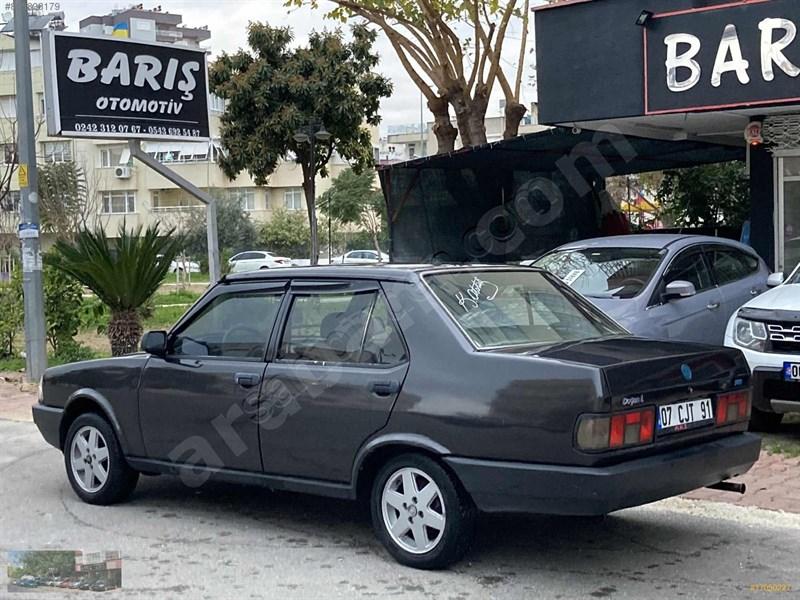 Galeriden Tofaş Doğan L 1991 Model Antalya 100.000 Km Gri