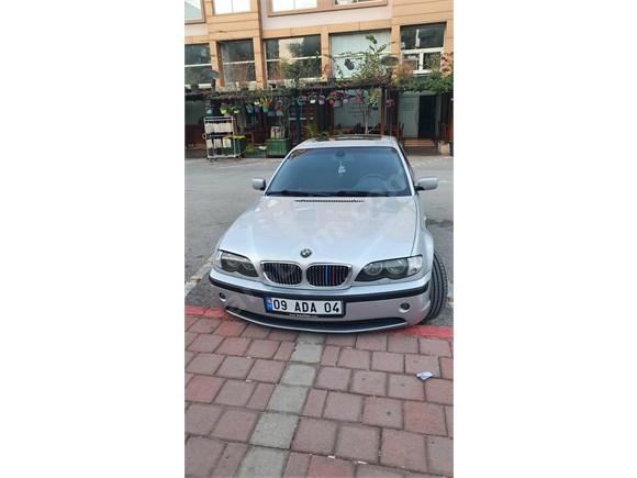 Sahibinden BMW 3 Serisi 320d Standart 2004 Model