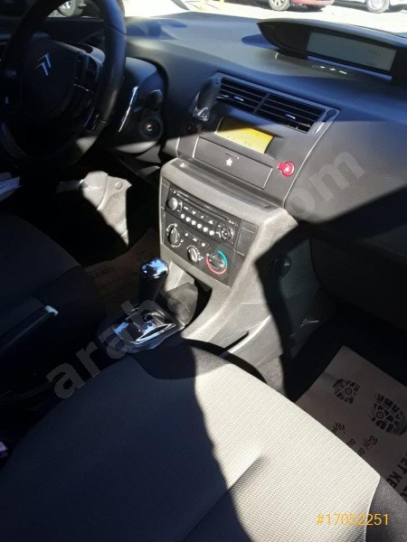 Sahibinden Citroen C4 1.6 Hdi Sx 2010 Model İstanbul 168.000 Km Beyaz