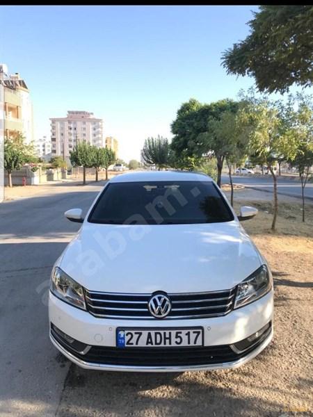 Sahibinden Volkswagen Passat 1.6 Tdi Bluemotion Comfortline 2014 Model Kilis 131.000 Km -