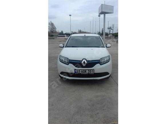 Galeriden Renault Symbol 1.2 Joy 2014 Model Mersin