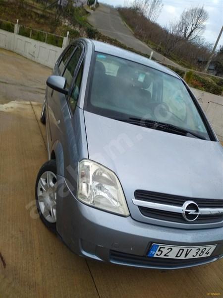 Sahibinden Opel Meriva 1.6 Enjoy 2004 Model Ordu 165.500 Km -