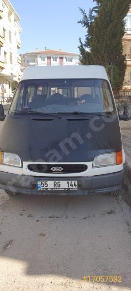 Sahibinden Ford Transit 120 V 1999 Model Ankara 243.000 Km Beyaz