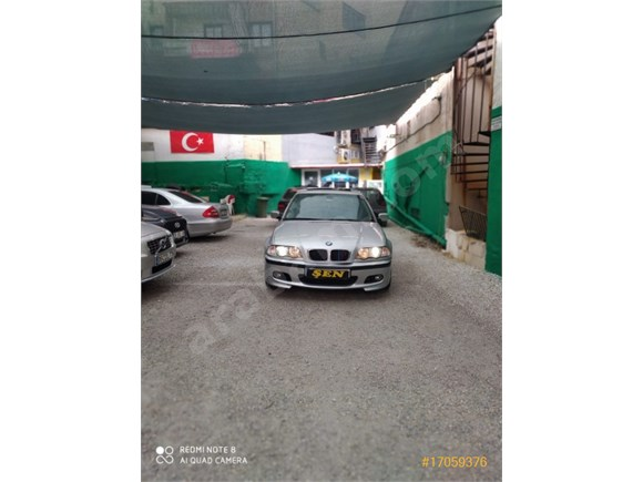 Sahibinden BMW 3 Serisi 320d Standart 2000 Model