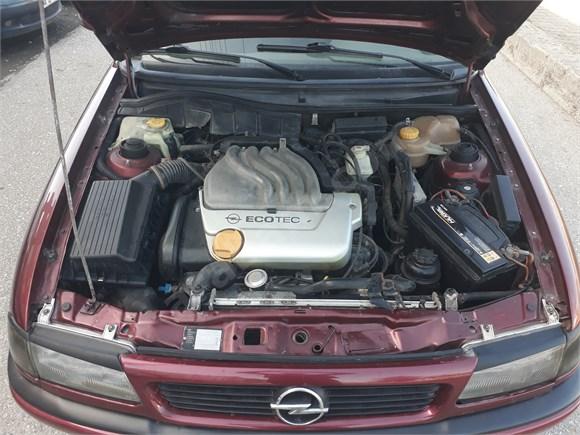 Galeriden Opel Astra 1.6 1996 Model Samsun