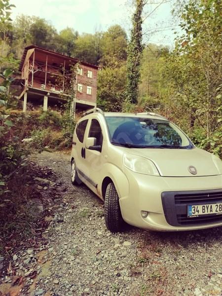 Sahibinden Fiat Fiorino Combi 1.3 Multijet Emotion 2011 Model Kocaeli 203.000 Km Gri (metalik)