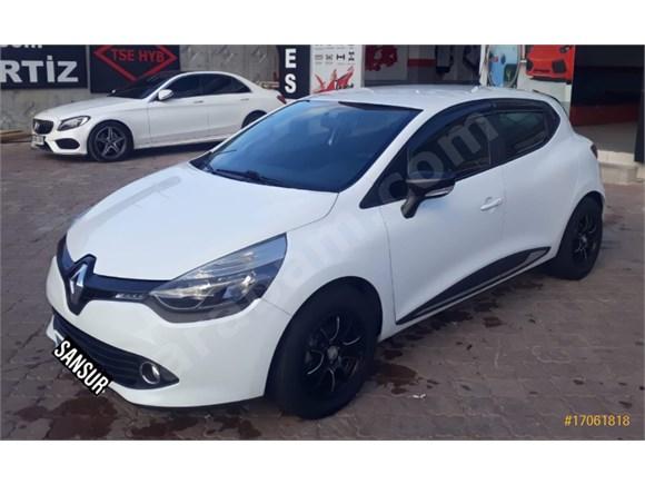 Aciliyetten Satılık Sahibinden Renault Clio 98.000de