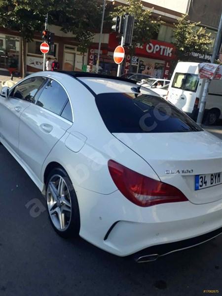 Sahibinden Mercedes - Benz Cla 180 Cdi Amg 2014 Model İstanbul 145.000 Km Beyaz