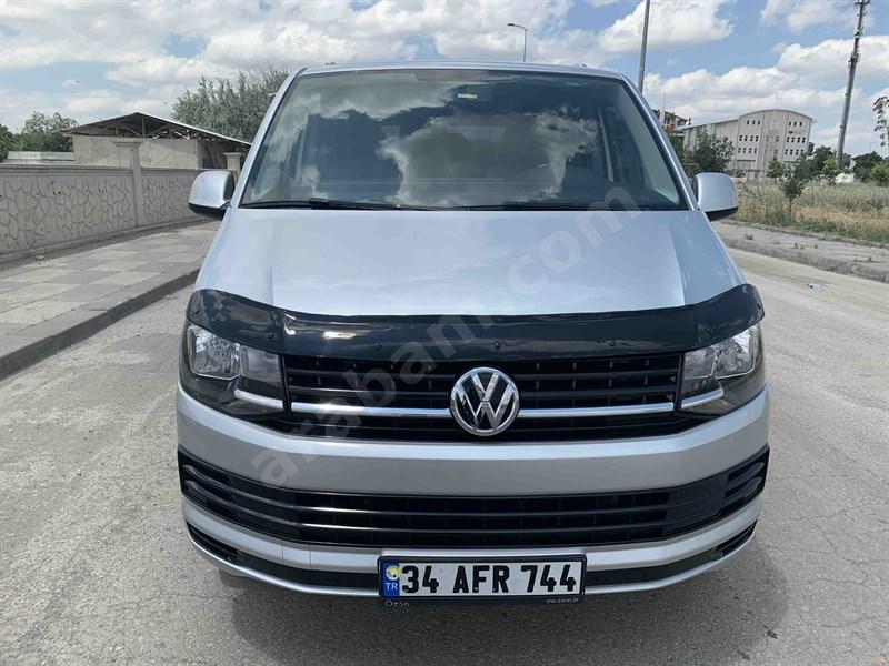 Sahibinden Volkswagen Transporter 2.0 Tdi City Van 2017 Model İstanbul 70 Km -