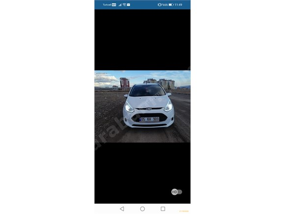 Sahibinden Ford B-Max 1.6 Trend 2014 Model