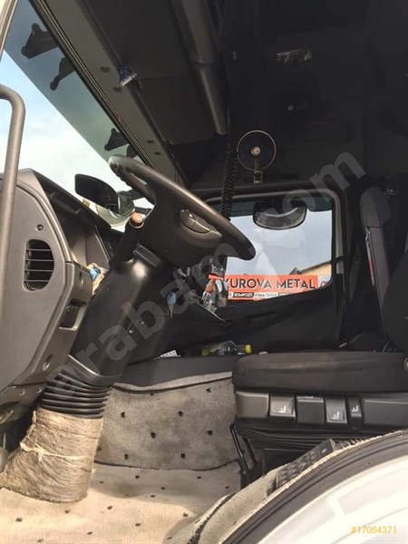 Sahibinden Mercedes - Benz Axor 1840 Ls 2015 Model Denizli 408.000 Km Beyaz