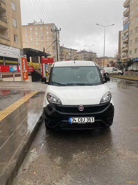 Sahibinden Fiat Doblo Combi 1.3 Multijet Easy 2019 Model Diyarbakır 20.000 Km Beyaz