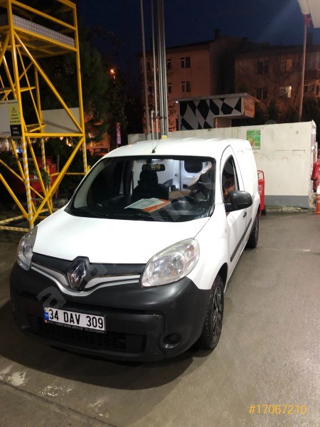 Sahibinden Renault Kangoo Express 1.5 Dci Maxi Joy 2014 Model İstanbul 202.000 Km Beyaz