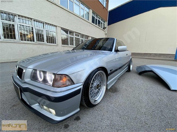SARIALTIN CARS DAN-BMW E36 CABRİO HARDTOP LPG