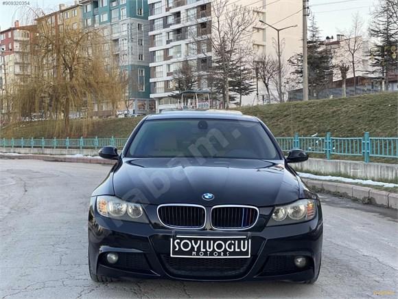 SOYLUOĞLU MOTORSDAN BMW 316 i PREMİUM