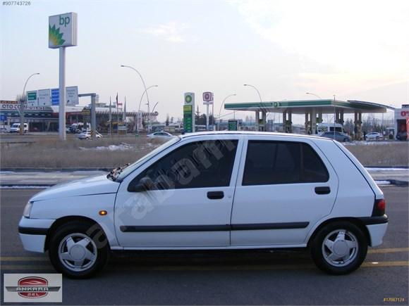 galeriden renault clio 1 4 rn 1997 model ankara 195 822 km beyaz 17087174 arabam com