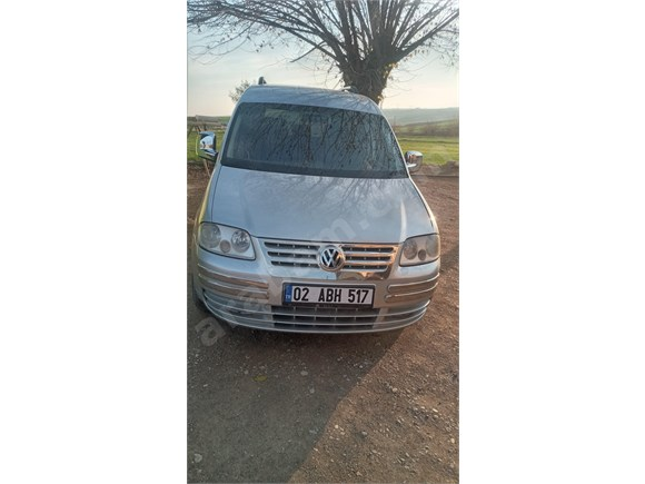 Sahibinden Volkswagen Caddy 1.9 TDI Kombi 2007 Model