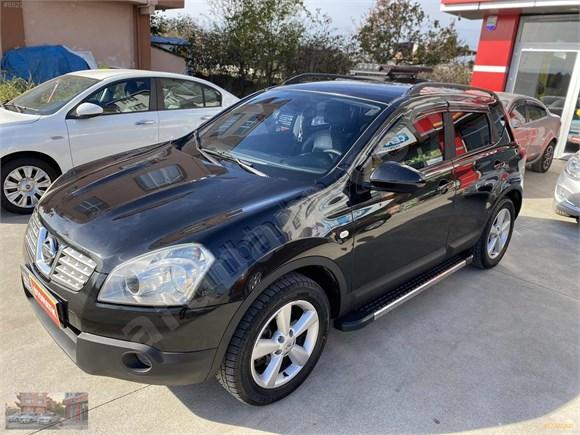 GLR AUTO 2008 QASHQAİ 4x4 otomatik Değişensiz kusursuz 147000 km