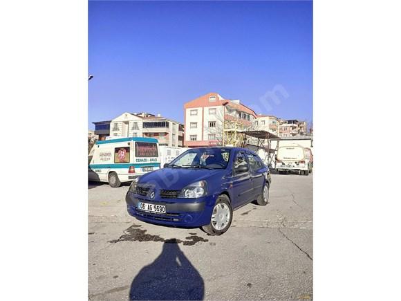 Son 5 gün pazarlık yok. Araç Değiştirmek İçin satılık Renault Clio 1.4 Authentique 2004 Model