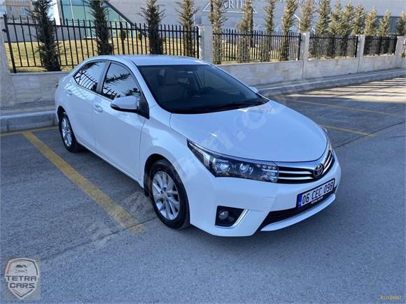 TETRA CARS OTOMATİK 1.6 LPG BEJ