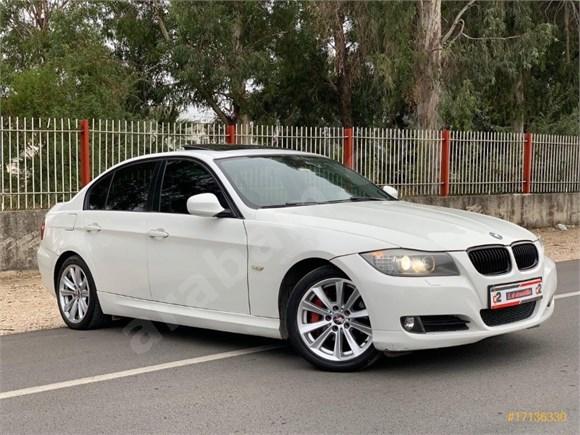 Ç2 İKİNCİEL OTOMOBİLİM DEN 30,000 TL PESINATLA 2010 BMW 3,16 İ COMFORT ALMA IMKANI
