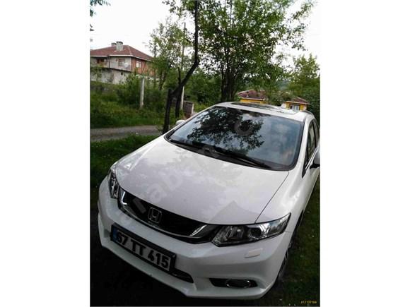 Sahibinden Honda Civic 1.6 i-VTEC ECO Elegance 2015 Model