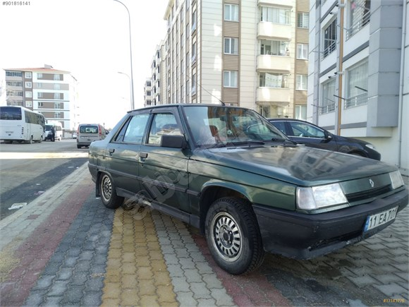 pancar otodan satılık 1994 model Renault fairwey LPGli araç mua