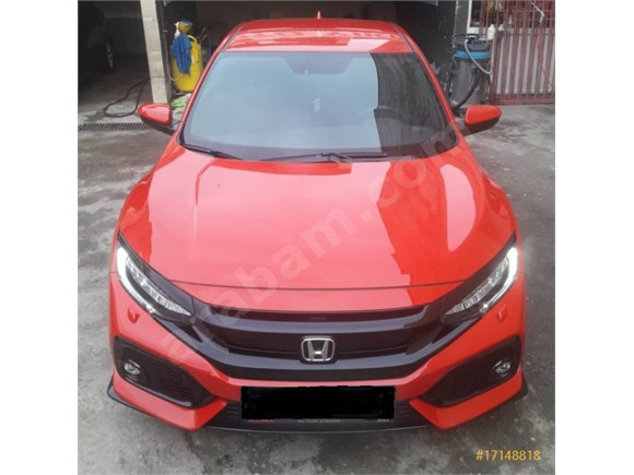 Sahibinden Honda Civic 1.5 i-VTEC Sport 2017 Model