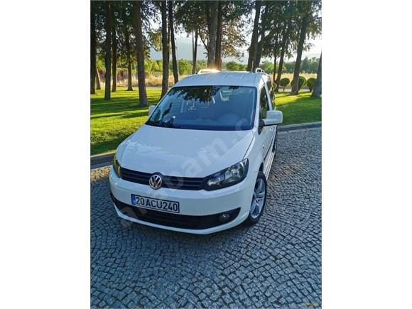 Sahibinden Volkswagen Caddy 1.6 TDI Trendline 2013 Model