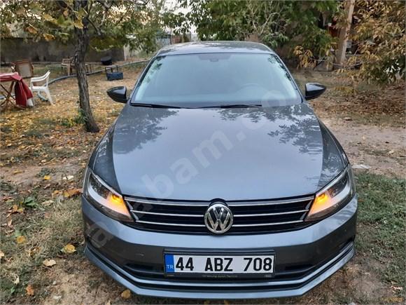 Sahibinden Volkswagen Jetta 1.4 TSi BlueMotion Comfortline 2016 Model