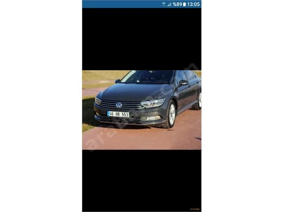 Sahibinden Volkswagen Passat 1.6 TDi BlueMotion Comfortline 2016 Model