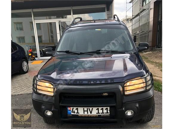 2003 FREELANDER 2.0 TD4 HSE 4X4 OTOMATİK