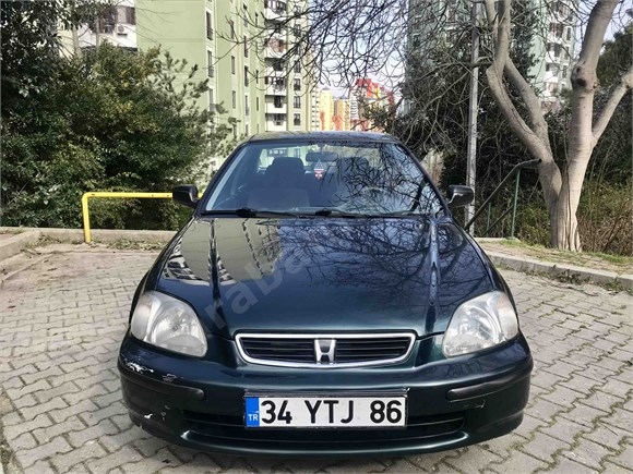 Sahibinden Honda Civic 1.4 1.4i 1998 Model