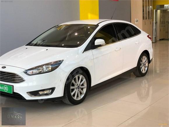 galeriden ford focus 1 6 tdci titanium 2015 model sanliurfa 197 500 km beyaz 17181966 arabam com