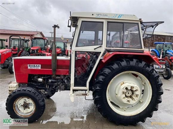 basak traktor motoru nedir