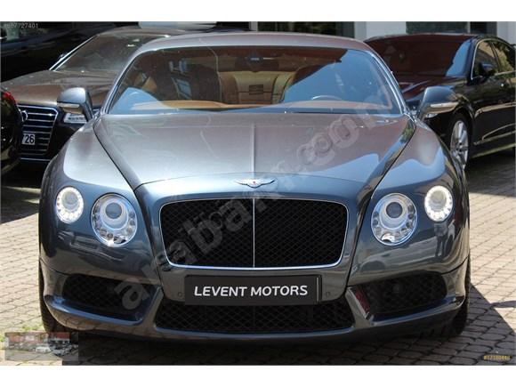 LEVENT MOTORS BAYİ 2012 BENTLEY CONTINENTAL GT 4.0 V8 BOYASIZ