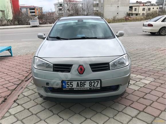 Sahibinden Renault Megane 1.5 dCi Dynamique 2004 Model Samsun