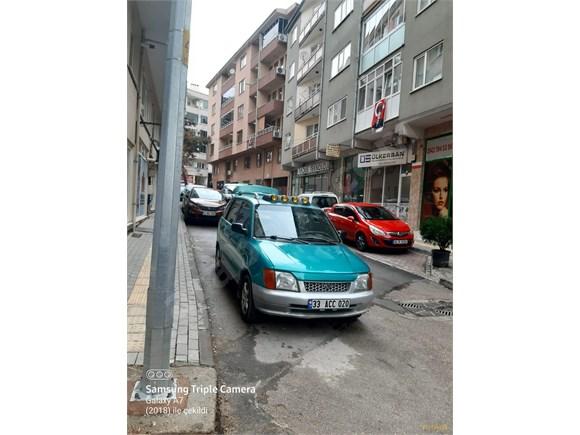 acil satılık Sahibinden Daihatsu Move 1.5 Gran 1998 Model