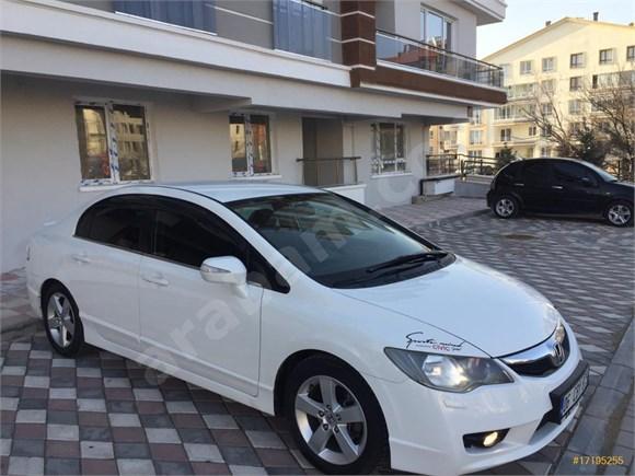 Sahibinden Honda Civic 1.6 i-VTEC Premium 2012 Model
