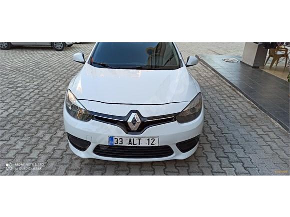 Değişensiz Renault Fluence 1.5 dCi Joy 2014 Model