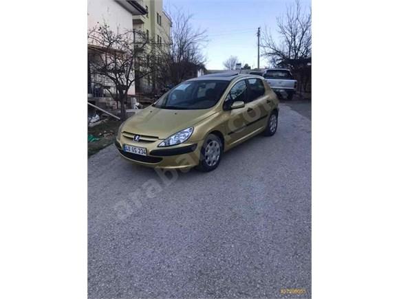 Galeriden Peugeot 307 1.6 XR 2004 Model Ankara