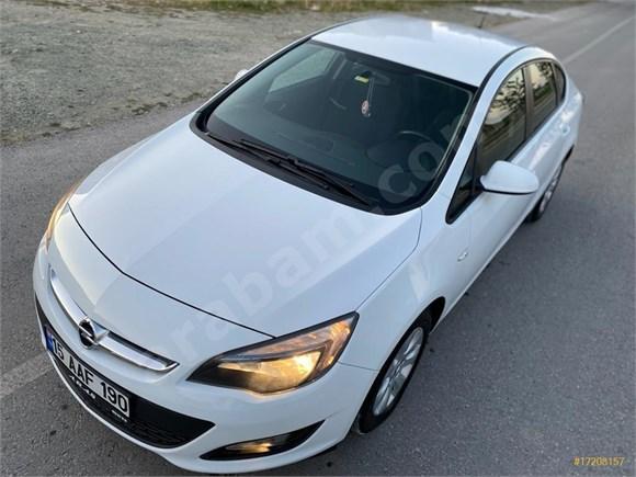 ACİL Sahibinden OTAMATİK Opel Astra 1.4 T Edition Plus 2017 Model