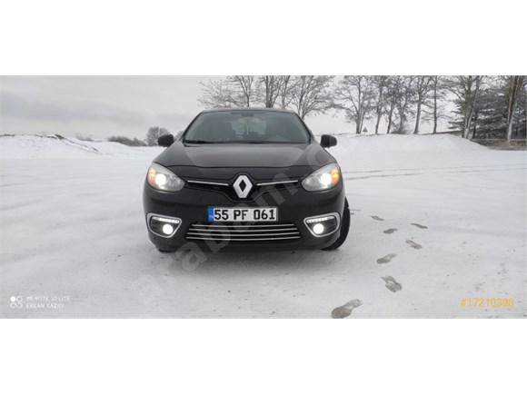 Sahibinden Renault Fluence 1.5 dCi Icon 2013 Model Samsun